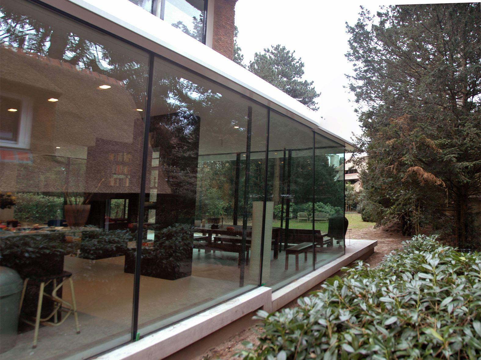 Realisatie villa shelter aerdenhout al bijna 30 jaar deskundig - Moderne woning buiten lay outs ...